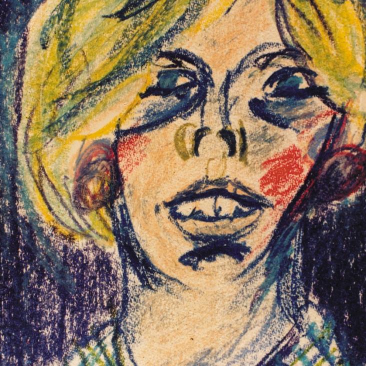 Psycho girl, 1987