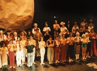 La Revolution, Maurice Bejart, Cirque Royal, Brussels