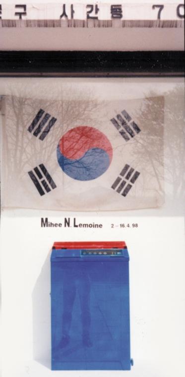 Dirty Flag, 1998, Centre Culturel français à Séoul