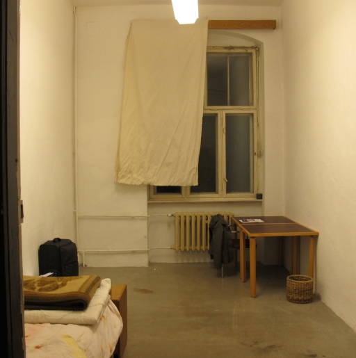 HomeBase Room Project, 2012, berlin