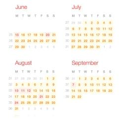 6261-100 jours-calendrier